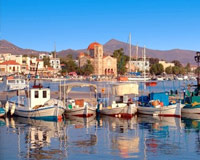 pictures of Argosaronic Islands- greece
